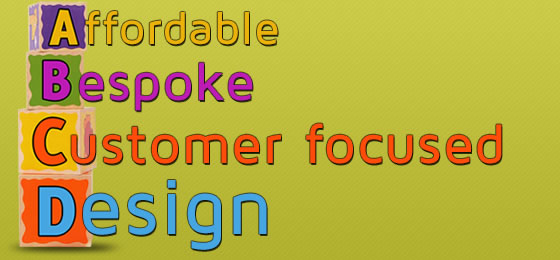 Affordable, Bespoke, Customer focused design